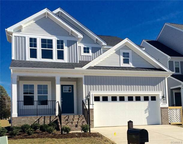 8173 Lyman Court, Mechanicsville, VA 23116 (MLS #2108393) :: EXIT First Realty