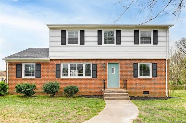 5203 Colwyck Drive, Richmond, VA 23223 (MLS #2108420) :: The RVA Group Realty