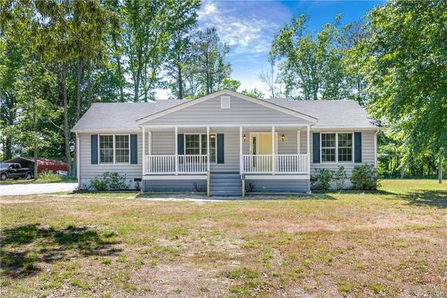23105 Dabney Mill Road, North Dinwiddie, VA 23803 (MLS #2108422) :: The RVA Group Realty