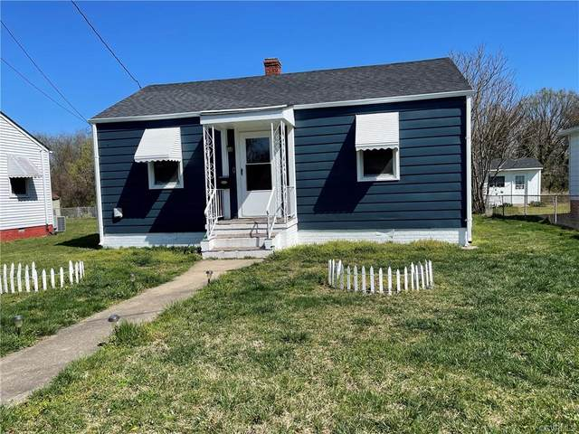 710 Maggie Walker Avenue, Richmond, VA 23222 (MLS #2108435) :: EXIT First Realty