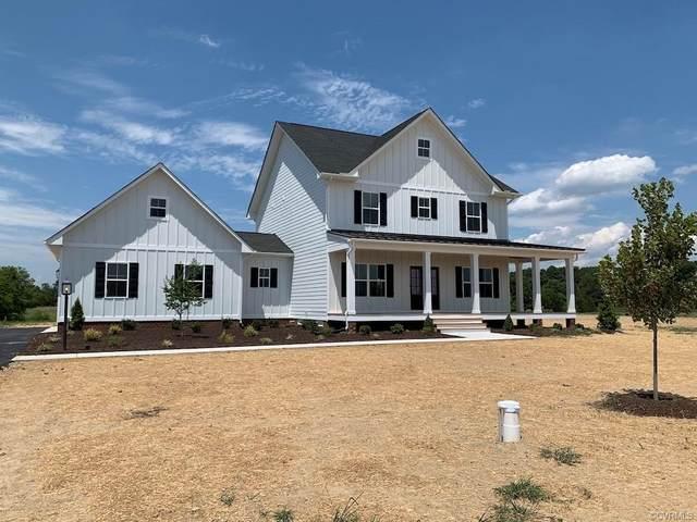 10990 Tiller Road, Henrico, VA 23060 (MLS #2108436) :: Village Concepts Realty Group