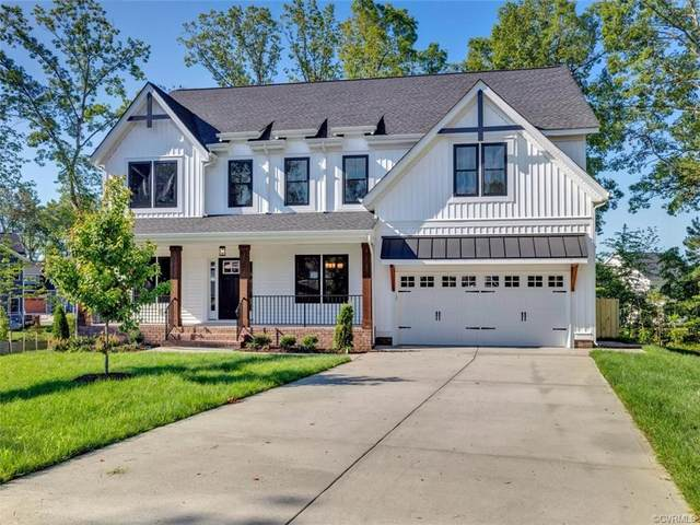 10112 Hollythorne Lane, Mechanicsville, VA 23116 (MLS #2108437) :: Village Concepts Realty Group