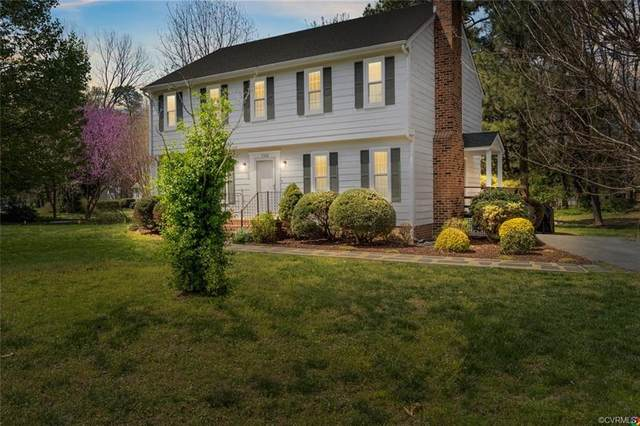 4300 Deertrail Drive, Chesterfield, VA 23234 (MLS #2108451) :: Village Concepts Realty Group