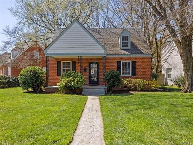4201 Grove Avenue, Richmond, VA 23221 (#2108463) :: Abbitt Realty Co.