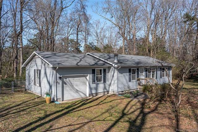 41 Bayview Drive, Lancaster, VA 22503 (#2108474) :: The Bell Tower Real Estate Team