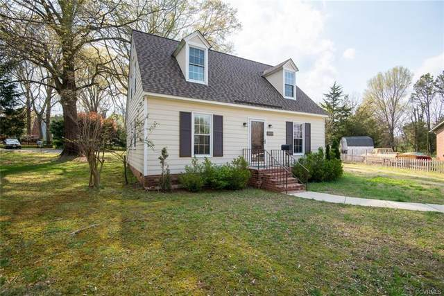 3207 Sunset Avenue, Richmond, VA 23221 (MLS #2108515) :: Small & Associates