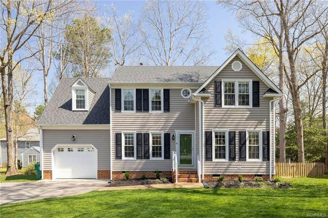 9508 Southmill Drive, Glen Allen, VA 23060 (MLS #2108550) :: Village Concepts Realty Group