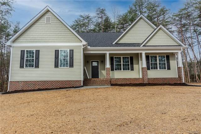 1411 E Overlook Drive, Powhatan, VA 23139 (MLS #2108574) :: EXIT First Realty