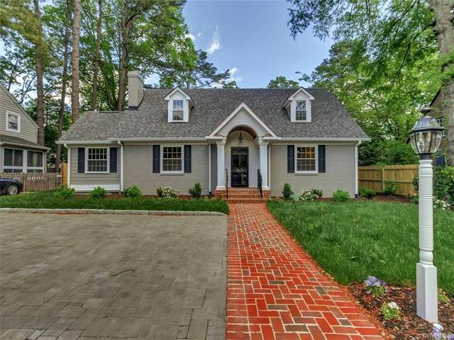 5814 Christopher Lane, Richmond, VA 23226 (MLS #2108579) :: Village Concepts Realty Group