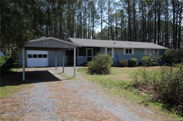 240 Beaumar Road, Moon, VA 23119 (MLS #2108588) :: Treehouse Realty VA