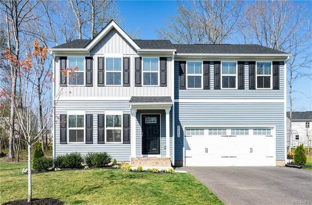 21012 Baileys Grove Drive, Chesterfield, VA 23803 (#2108592) :: The Bell Tower Real Estate Team