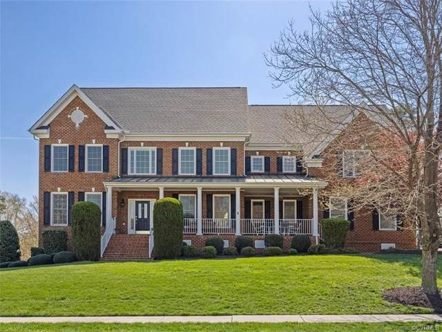 3913 Welby Drive, Midlothian, VA 23113 (MLS #2108598) :: Village Concepts Realty Group