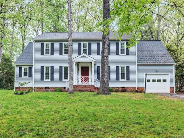 5813 Bent Creek Road, Chesterfield, VA 23112 (MLS #2108603) :: Blake and Ali Poore Team