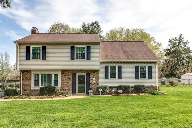3701 Cogbill Road, North Chesterfield, VA 23234 (MLS #2108613) :: EXIT First Realty