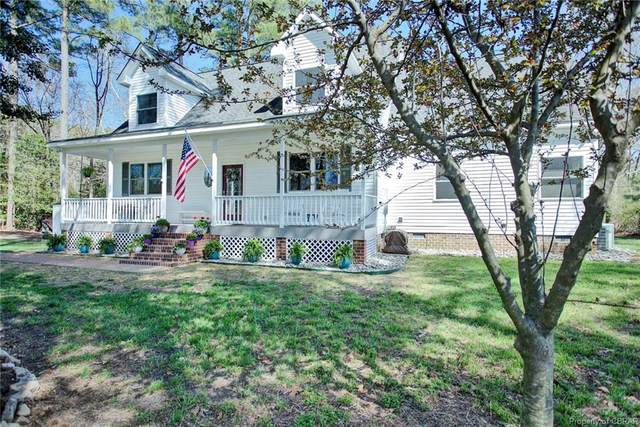 251 Parrish House Lane, Mathews, VA 23109 (MLS #2108614) :: Village Concepts Realty Group