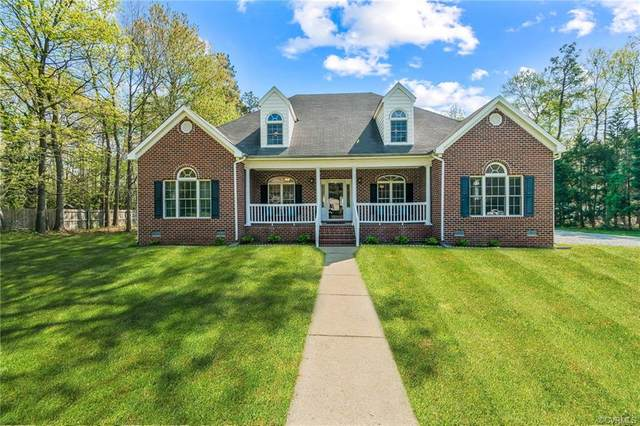 7933 Fortress Place, Henrico, VA 23231 (MLS #2108669) :: Village Concepts Realty Group