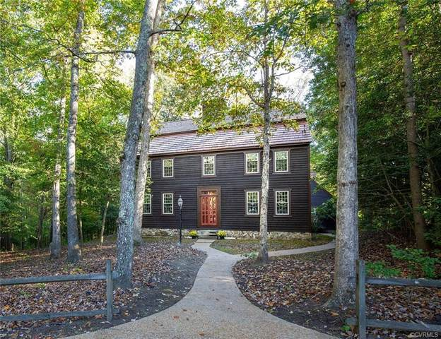 8001 Gates Bluff Court, Chesterfield, VA 23832 (#2108742) :: The Bell Tower Real Estate Team