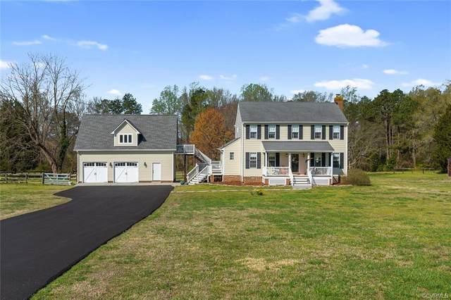 7479 Hobby Horse Lane, Mechanicsville, VA 23111 (MLS #2108783) :: Village Concepts Realty Group