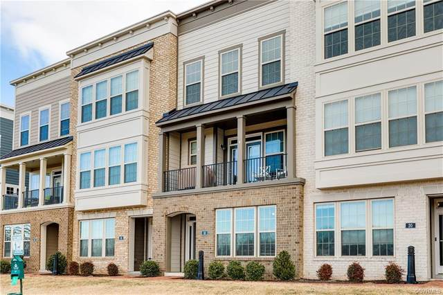 18 Capital Trail Row, Henrico, VA 23231 (MLS #2108876) :: The Redux Group