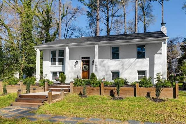 8608 Dwayne Lane, North Chesterfield, VA 23235 (MLS #2108884) :: The Redux Group