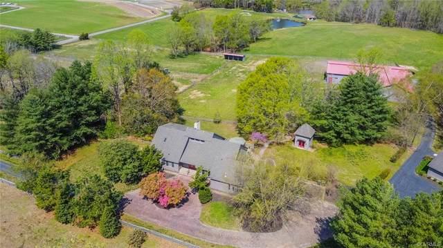 9252 Pamunkey River Farms Drive, Mechanicsville, VA 23111 (MLS #2108906) :: Blake and Ali Poore Team