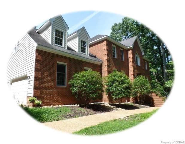 6013 Beechtree Lane, Williamsburg, VA 23188 (MLS #2108914) :: The Redux Group
