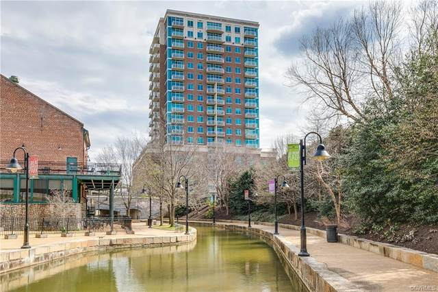 301 Virginia Street U1213, Richmond, VA 23219 (MLS #2108935) :: The RVA Group Realty