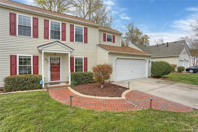 225 Sherbrooke Drive, Newport News, VA 23602 (MLS #2108936) :: The RVA Group Realty
