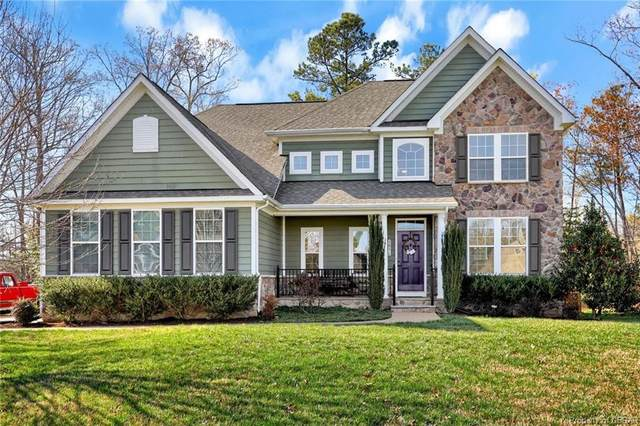 3056 Torrington Trail, Williamsburg, VA 23188 (#2108943) :: The Bell Tower Real Estate Team