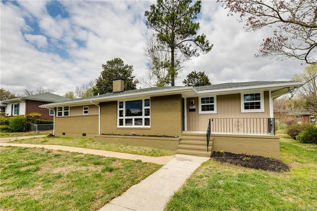20409 Loyal Avenue, South Chesterfield, VA 23803 (MLS #2108946) :: EXIT First Realty