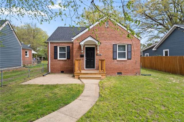 2517 Dana Street, Richmond, VA 23234 (MLS #2108987) :: EXIT First Realty