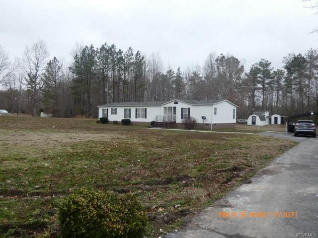 16412 Hamilton Arms Road, Dewitt, VA 23840 (MLS #2109010) :: EXIT First Realty