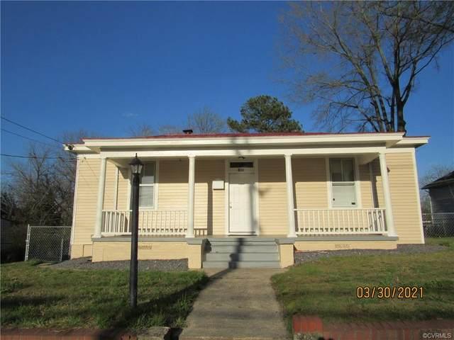 353 Summit Street, Petersburg, VA 23803 (MLS #2109016) :: Treehouse Realty VA