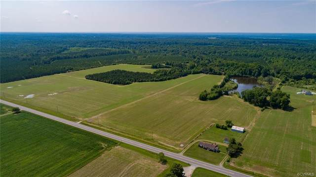 0 King William Road, Hanover, VA 23069 (MLS #2109021) :: Village Concepts Realty Group