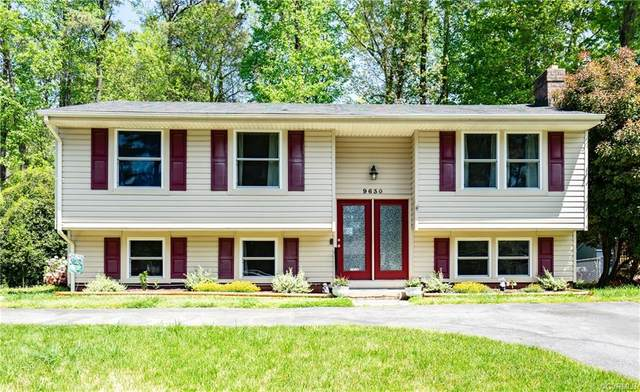 9630 Kendrick Road, Chesterfield, VA 23236 (MLS #2109037) :: Blake and Ali Poore Team