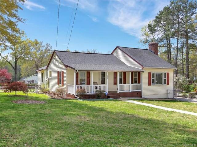2909 Tipton Street, South Chesterfield, VA 23834 (MLS #2109045) :: EXIT First Realty
