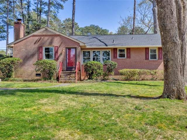 1401 Severn Road, Henrico, VA 23229 (MLS #2109098) :: The Redux Group