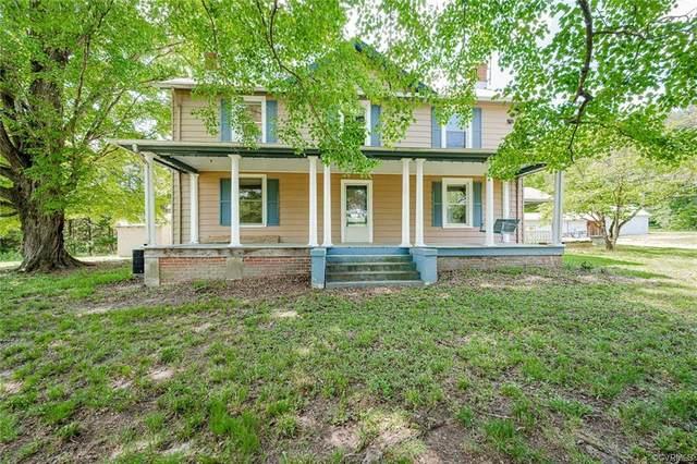 16205 Trainham Road, Beaverdam, VA 23015 (MLS #2109103) :: Treehouse Realty VA