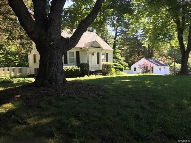 12816 Kain Road, Glen Allen, VA 23059 (MLS #2109118) :: Village Concepts Realty Group