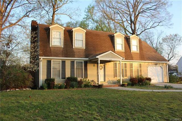 3842 Conduit Road, Colonial Heights, VA 23834 (MLS #2109140) :: Village Concepts Realty Group