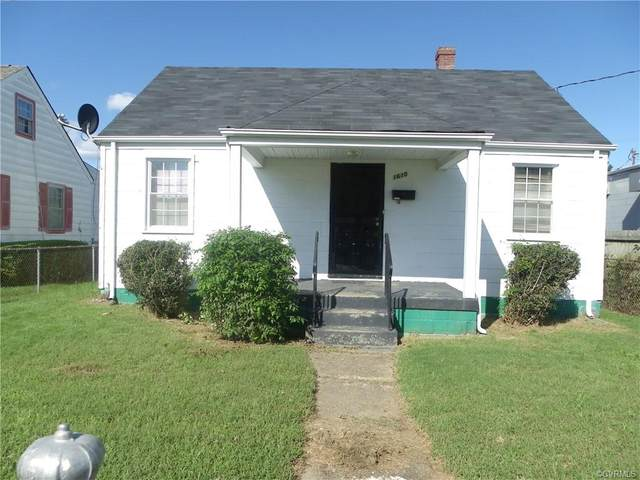 1610 N 30th Street, Richmond, VA 23223 (MLS #2109143) :: EXIT First Realty