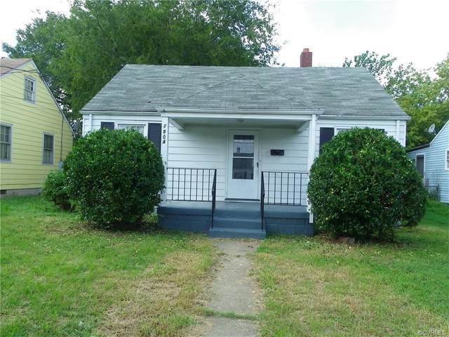 1504 N 30th Street, Richmond, VA 23223 (MLS #2109149) :: EXIT First Realty