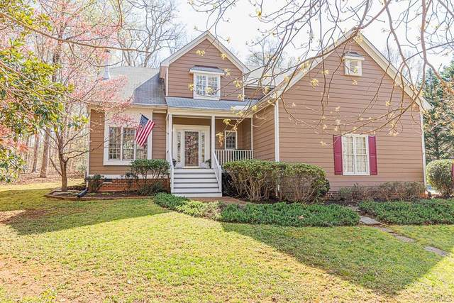 3200 Sherwood Ridge Way, Powhatan, VA 23139 (MLS #2109151) :: The RVA Group Realty