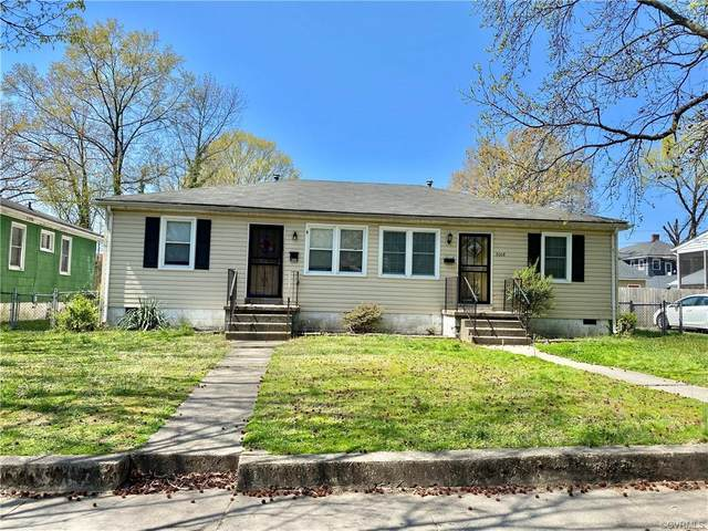 3008 Cliff Avenue, Richmond, VA 23222 (#2109167) :: The Bell Tower Real Estate Team