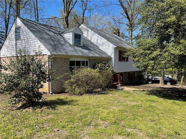 4317 Cochise Trail, Chesterfield, VA 23237 (#2109193) :: The Bell Tower Real Estate Team