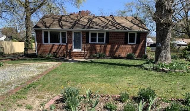 511 S Oak Avenue, Highland Springs, VA 23075 (MLS #2109195) :: Village Concepts Realty Group