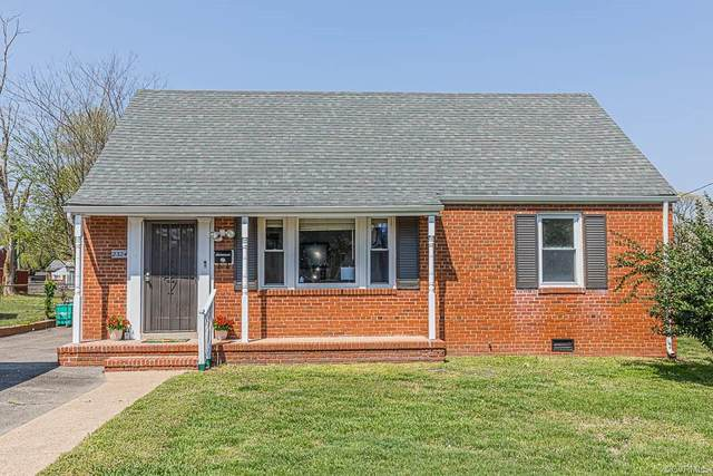 2324 National Street, Henrico, VA 23231 (MLS #2109224) :: Village Concepts Realty Group