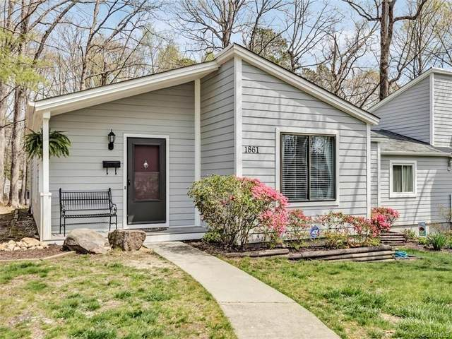 1861 Ivystone Drive, Henrico, VA 23238 (MLS #2109231) :: EXIT First Realty