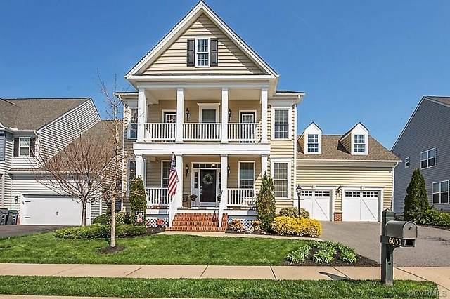 6030 Trail Ride Drive, Moseley, VA 23120 (#2109246) :: The Bell Tower Real Estate Team