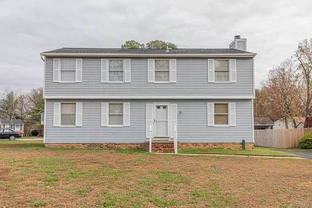 7501 Autumnleaf Court, North Chesterfield, VA 23234 (MLS #2109267) :: Village Concepts Realty Group